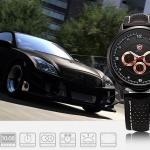นาฬิกาข้อมือชายแฟชั่น Shank Sport watch SH087