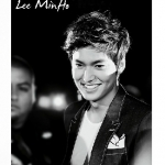 โปสเตอร์แขวนผนัง Lee Minho