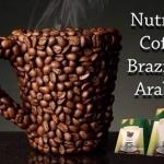 Nutrinal Coffee Brazillian Arabica ผลิตภัณฑ์กาแฟ บราซิลเลี่ยน อราบิก้า ( 30 ซอง )