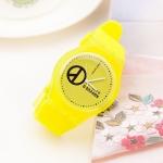 นาฬิกา GD BIGBANG สีเหลือง