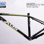 เฟรมจักรยาน XDS รุ่น XK800 เฟรมเสือภูเขาล้อ 27.5 องศาแข่งขัน