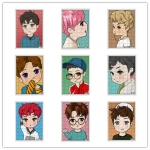 จิ๊กซอว์ EXO EX'ACT Fanart