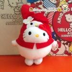 เฮลโหลคิตตี้ชุดมายเมโลดี้ &#x273F McDonald's Mymelody Hello Kitty 40th Anniversary Bubbly World (nobox)