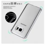 เคส Samsung S8 ซิลิโคน soft case หุ้มขอบปกป้องตัวเครื่อง โปร่งใสสวยมากๆ ราคาถูก