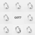 แหวน GOT7 (เลือกเมมเบอร์)