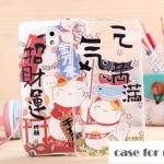 เคส note 3 Case Samsung Galaxy note 3 ซิลิโคน TPU โปร่งใสสกรีนลายแมวกวักนำโชค ราคาส่ง ขายถูกสุดๆ