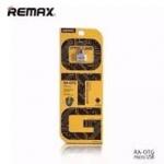 Remax Micro USB OTG