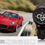 นาฬิกาข้อมือชาย Shark Sport Watch SH084