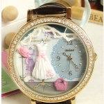 Pre-order Princess temptation Mini watch