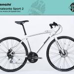 Bianchi Camaleonte Sport 2 24สปีด ใหม่ ปี 2015