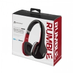 Mee Audio Air-Fi Rumble สีดำแดง BlackRed