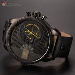 นาฬิกาข้อมือชายแฟชั่น Shank Sport watch SH159