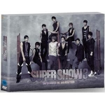 [DVD] Super Junior - World Tour Concert [Super Show3] (2DVD+PhotoBook)