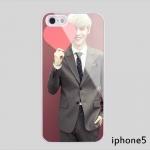 EXO LUHAN เคส iphone 4s/5s