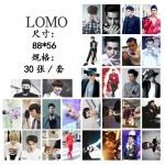 ชุดรูป LOMO EXO KRIS (30รูป)