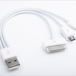 สาย USB 3IN1 Lightning