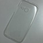 เคสนิ่มใส (หนา 0.3 mm) HTC One M8 mini