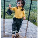 เสื้อ สีเหลือง แพ็ค 6ชุด ไซส์ 80cm-90cm-90cm-100cm-100cm-110cm