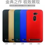 Case Asus Zenfone Max ZC550KL พลาสติกสีพื้นเคลือบเมทัลลิค ราคาถูก