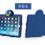 เคส iPad mini 4 ซิลิโคน TPU 3 มิติ นกแพนกวินแสนน่ารักตั้งได้ จับสะดวก ราคาถูก