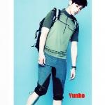 โปสเตอร์แขวนผนัง Yunho (2)