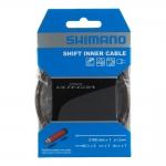 สายในเกียร์รุ่นโพลีเมอร์โคท,Shimano Ultegra Polymer Coated, 2100MM (กล่องละ 20 เส้น)