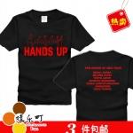 เสื้อ 2PM Hands Up