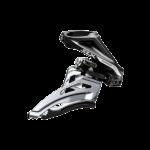 ตัวสับจาน SLX, FD-M7020-11-H, 11-Speed, 2 ชั้น, แคล้มป์บน, Side swing, 31.8MM/34.9MM