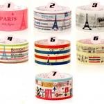 PVC Decorative Tape (PARIS)