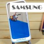 เคส Samsung Galaxy S5 พลาสติกเป็ดน้อยลอยน้ำน่ารักมาก ราคาถูก