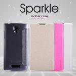 Case OPPO Neo3 - Neo 5 ยี่ห้อ Nillkin รุ่น Sparkle Leather