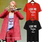 เสื้อยืด (T-Shirt) LOVE ME แบบ Jonghyun