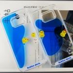 เคส Samsung S7 พลาสติกเป็ดน้อยลอยน้ำน่ารักมาก ราคาถูก