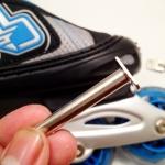 การปรับรองเท้าสเก็ตแบบแกนเหล็กด้านใน รหัส MZ , MA , MC