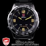นาฬิกาข้อมือชายแฟชั่น Shank Sport watch SH009