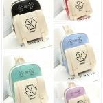 กระเป๋าเป้นักเรียนสีพาสเทล EXO EX'ACT