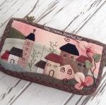 กระเป๋าเงินใบยาว แอพพลิเค่ - สั่งทำไม่มีพร้อมส่ง