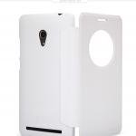 เคส Zenfone 6 ยี่ห้อ Nillkin รุ่น Sparkle สีขาว