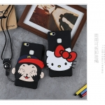 Case Huawei P9 Lite ซิลิโคน soft case การ์ตูนน่ารักๆ สุดฮิต ราคาถูก (ไม่รวมสายคล้อง)