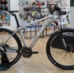 จักรยานเสือภูเขา KAZE Zero 310 24 สปีด ดิสน้ำมัน เฟรมอลู X6 2017