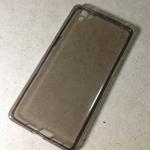 เคสนิ่มใส (หนา 0.3 mm) OPPO R7s สีเทา