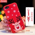 เคส iPhone SE / 5s / 5 พลาสติกลายสวยงามน่ารักๆ ราคาถูก (แถมสายคล้อง)