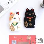 เคส iPhone 7 (4.7 นิ้ว) ซิลิโคน soft case แมวกวักนำโชค Lucky Neko ราคาถูก