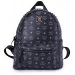 กระเป๋า MCM สีดำ(ไม่ปักหมุด)