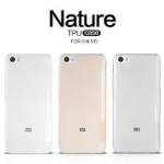 Nillkin Nature TPU case Xiaomi Redmi note4 / Note4x - แบบใส