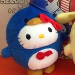 เฮลโหลคิตตี้ชุดแพนกวิ้นทักซีโดแซม &#x273F McDonald's Tuxedosam Hello Kitty 40th Anniversary Bubbly World (nobox)