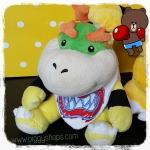 Junior Bowser Jr. Super Mario ตุ๊กตาซุปเปอร์มาริโอ