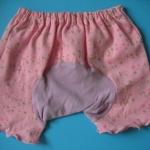 MPG006 กางเกงก้นบาน-ขาสั้นสำหรับสาวน้อย Size 1-3 ขวบ
