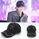 หมวกแต่งเข็มกลัด แบบ GD