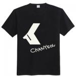 เสื้อยืดแฟชั่น EXO OVERDOSE LOGO 2014 CHANYEOL (ระบุสี)